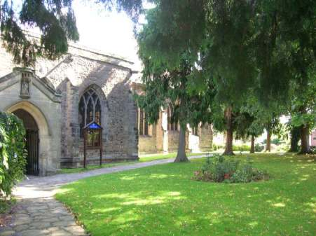 church side