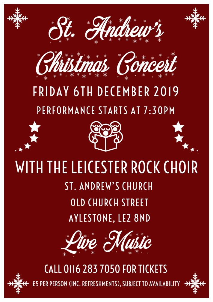 Christmas Concert 2019 V1